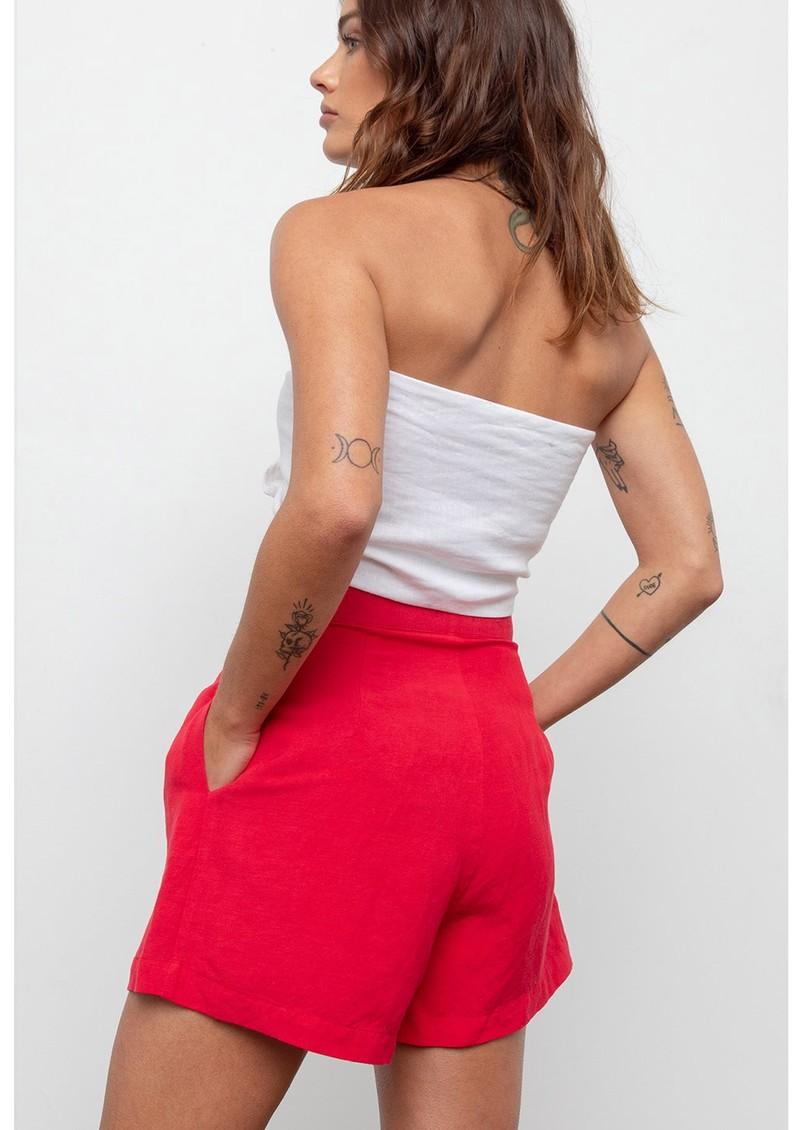 Rails Doris Shorts - Cayenne main image