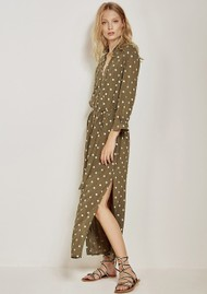 DANTE 6 Maeve Dress - Basil Green