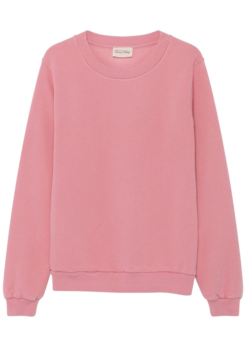 American Vintage Kinouba Sweatshirt - Pink main image