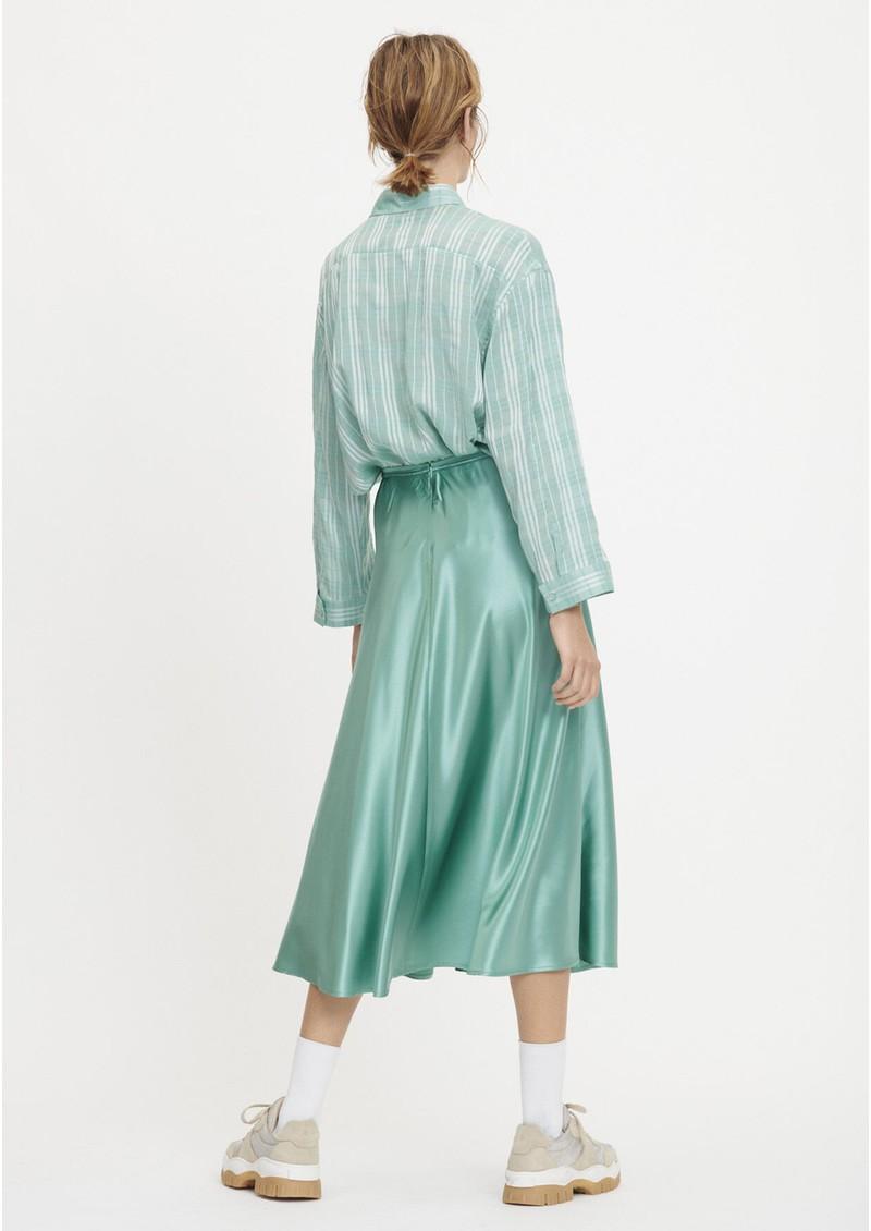 SAMSOE & SAMSOE Alsop Skirt - Beryl Green main image