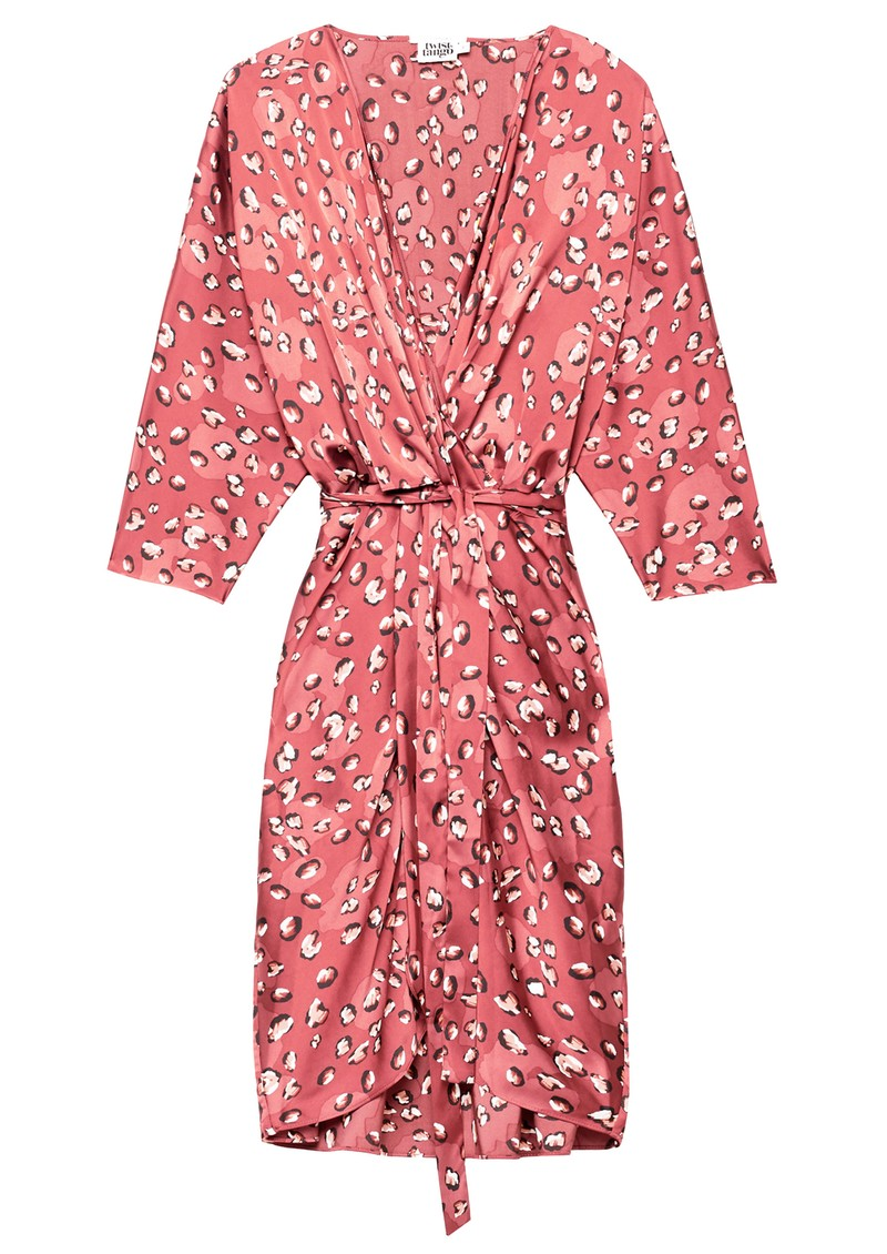 Twist and Tango Georgina Dress - Mini Rose Leo main image