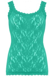 Hanky Panky Unlined Lace Cami - Malachite