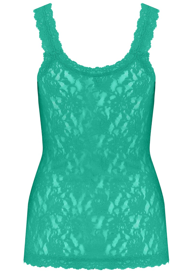 Hanky Panky Unlined Lace Cami - Malachite main image