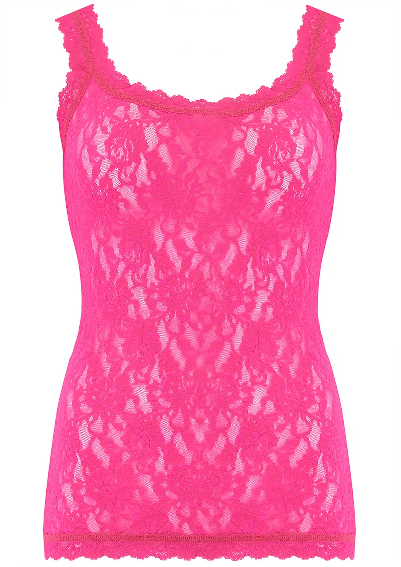Hanky Panky Unlined Lace Cami - Allure main image