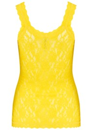 Hanky Panky Unlined Lace Cami - Sunshine