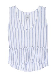 Rails Mira Top - Marine Stripe
