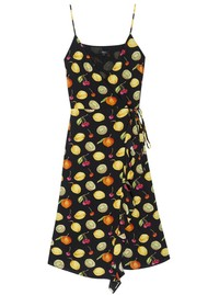 Rails Iris Wrap Dress - Fruit Tropic