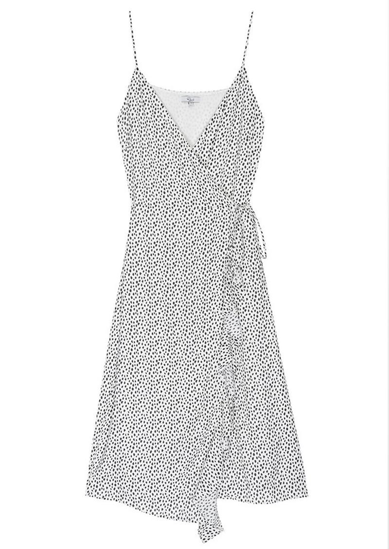 Rails Iris Wrap Dress - Spots main image