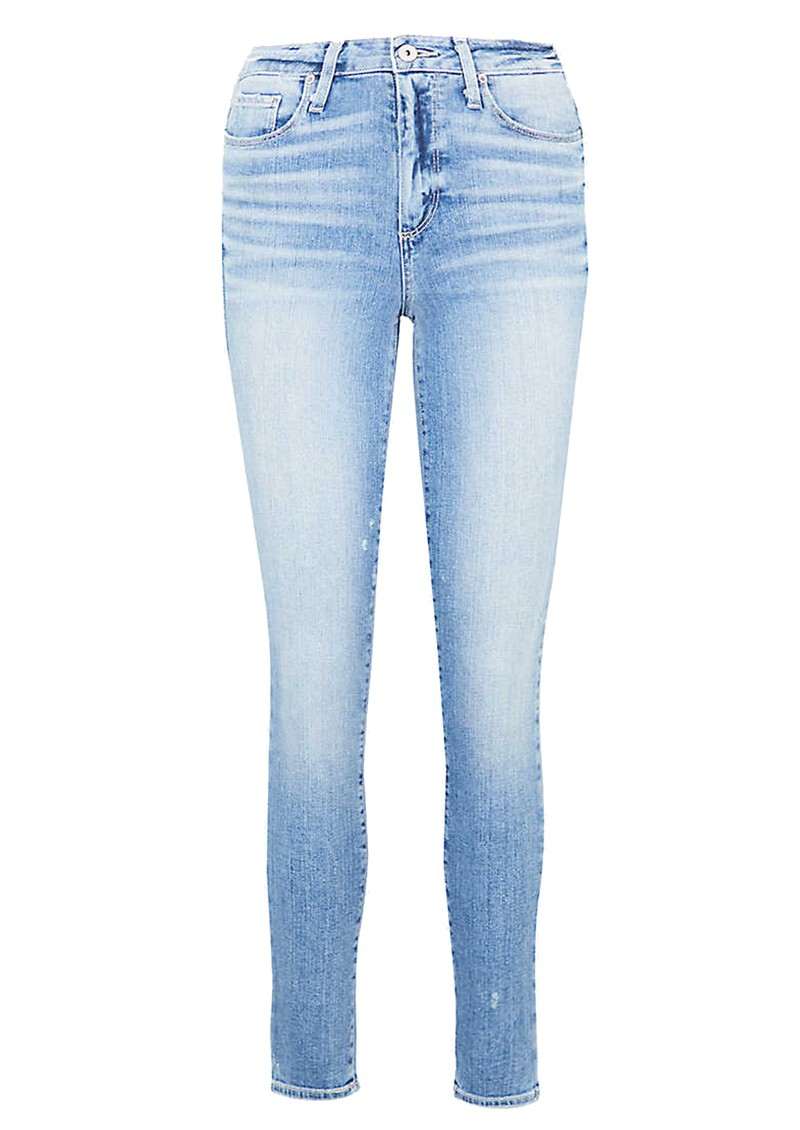 Paige Denim Hoxton Ankle Ultra Skinny Jeans - Soto main image