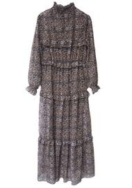 OLIVIA RUBIN Ines Dress - Leopard