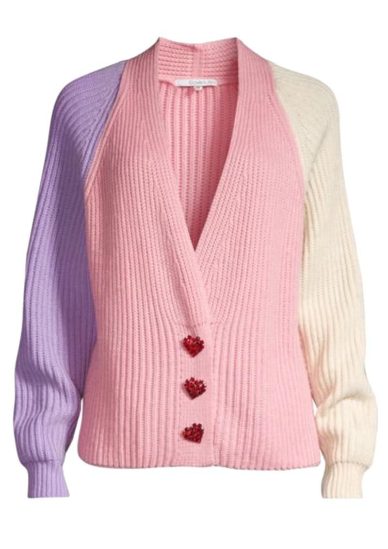 OLIVIA RUBIN Tally Cardigan - Pink main image