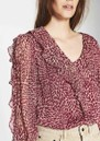 Genny Blouse - Rose additional image