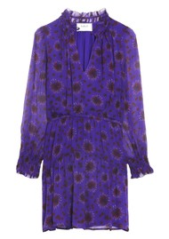 Ba&sh Gizel Dress - Purple