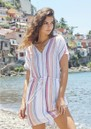 Rails Wren Dress - Marrakesh Stripe