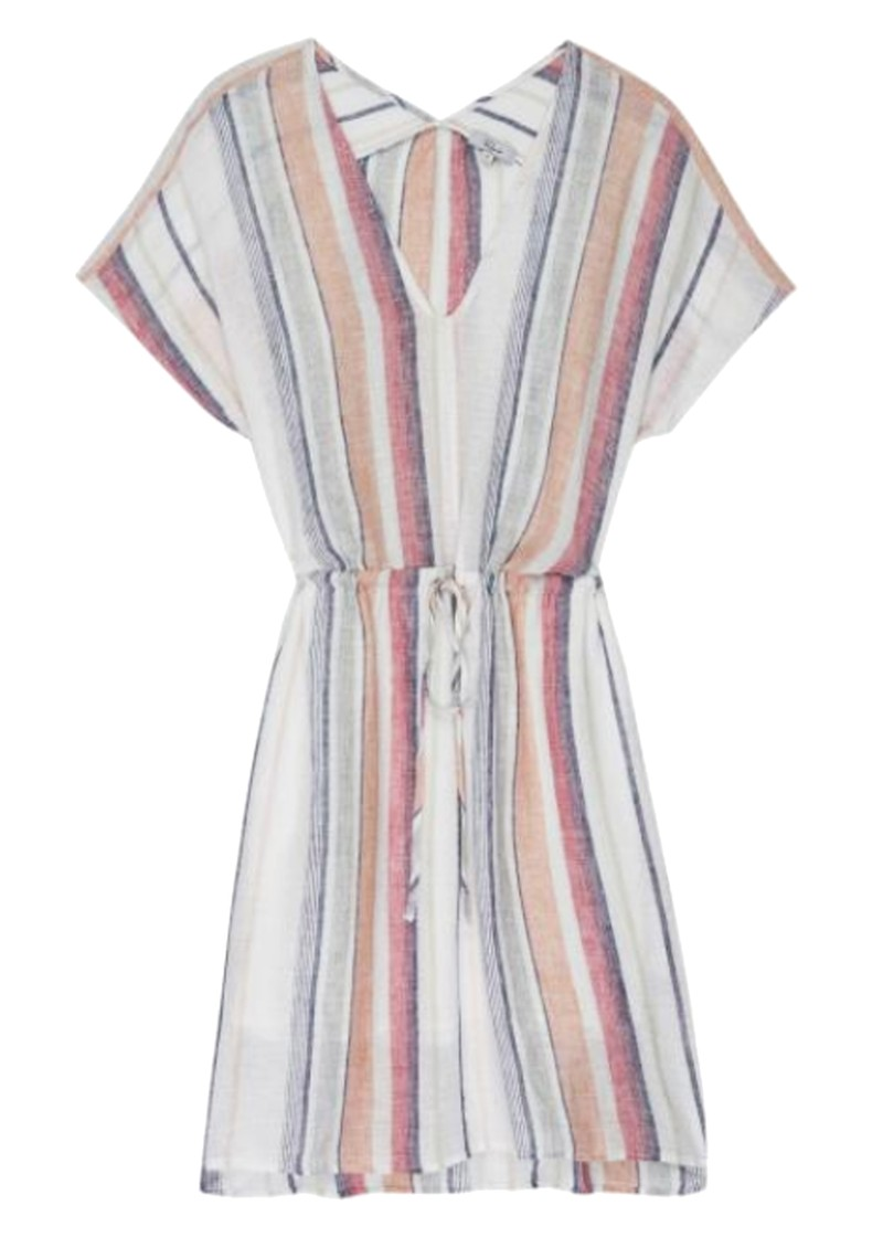 Wren Dress - Marrakesh Stripe main image