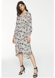 Ba&sh Paloma Dress - Ecru