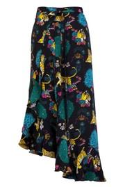 STARDUST Mia Wrap Skirt - Black