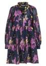 STINE GOYA Jasmine Dress - Daffodil Indigo
