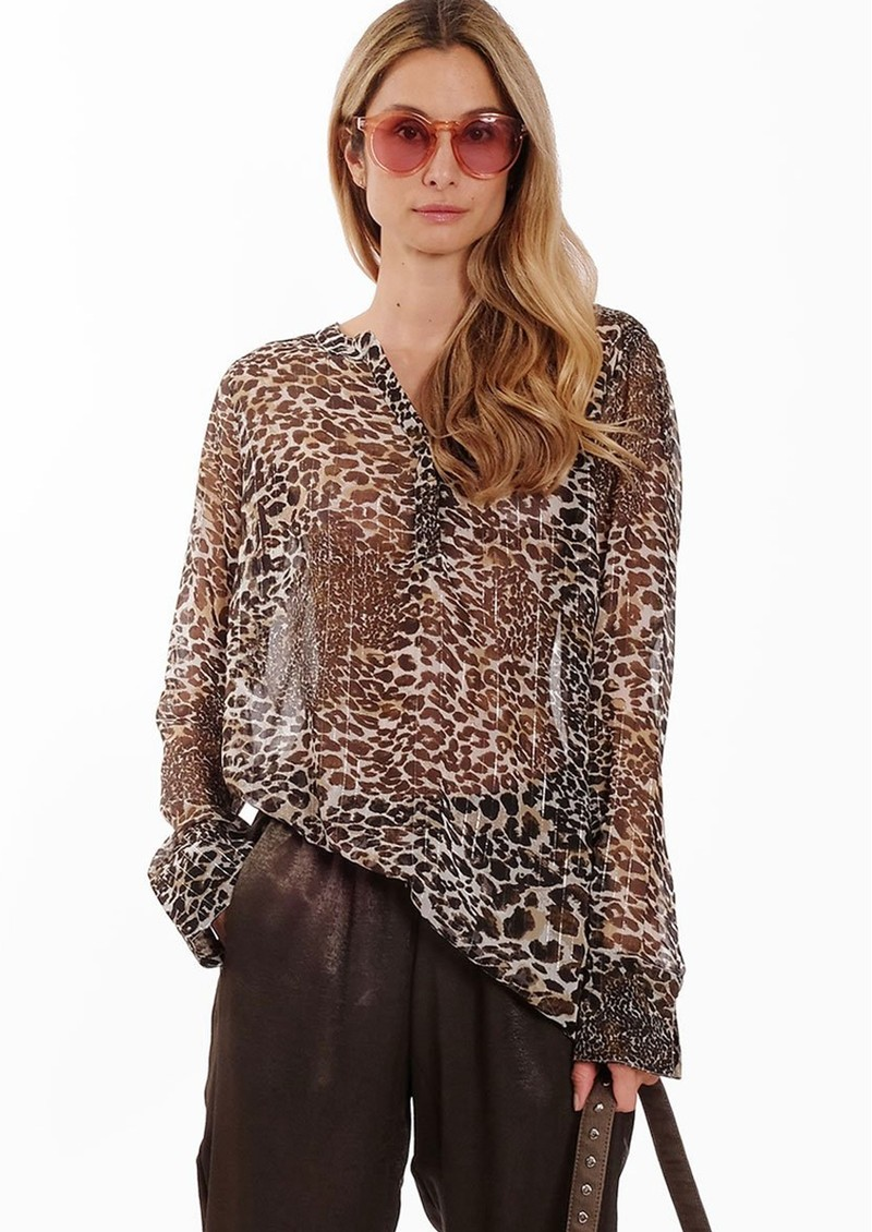 EITHER OR Pi Blouse - Classic Leo main image