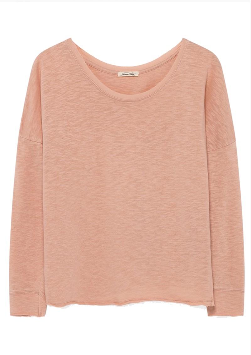 American Vintage Sonoma Long Sleeve T-Shirt  - Sweet main image
