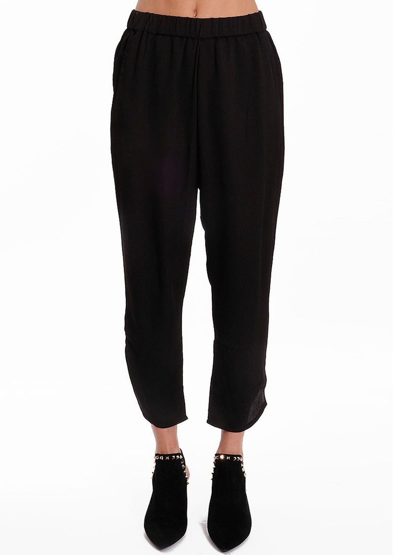 EITHER OR Anna Pant - Black main image