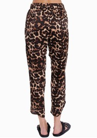 EITHER OR Anna Pant - Leopard
