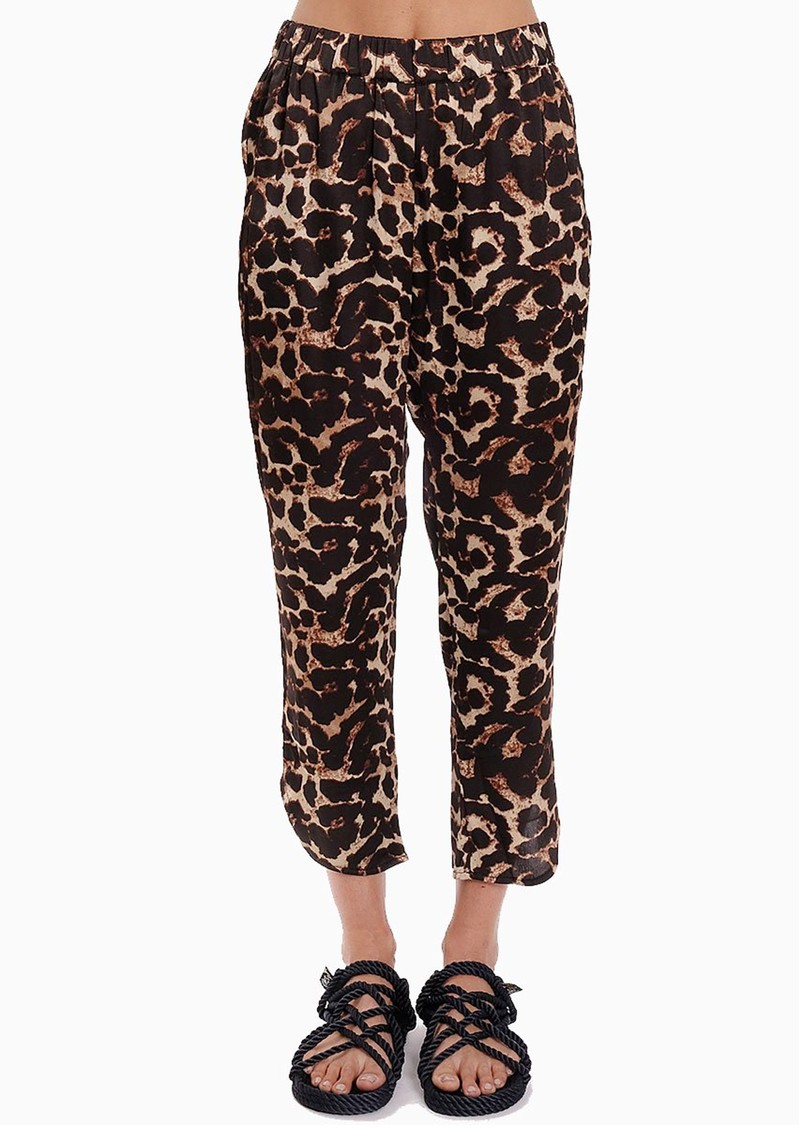EITHER OR Anna Pant - Leopard main image