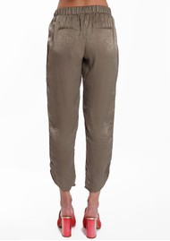 EITHER OR Anna Pant - Khaki Green