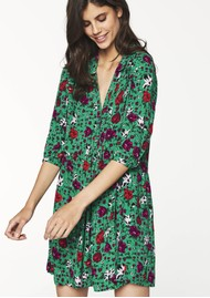 Ba&sh Pascou Dress - Green