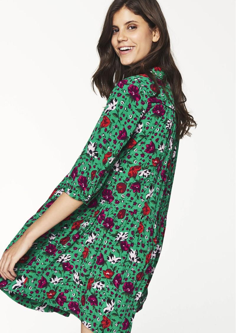 Ba&sh Pascou Dress - Green  main image