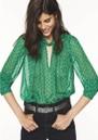 Ba&sh Cabri Blouse - Green