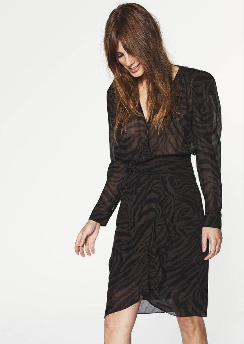 Ba&sh Saphir Dress - Natural  main image