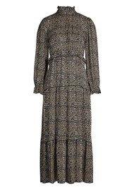 OLIVIA RUBIN Ines Dress - Leopard