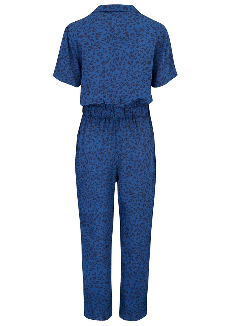 Lawrence Jumpsuit - Cheetah Ocean main image