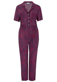 Mercy Delta Lawrence Jumpsuit - Cougar Fiesta