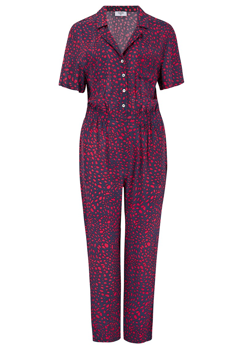 Mercy Delta Lawrence Jumpsuit - Cougar Fiesta main image