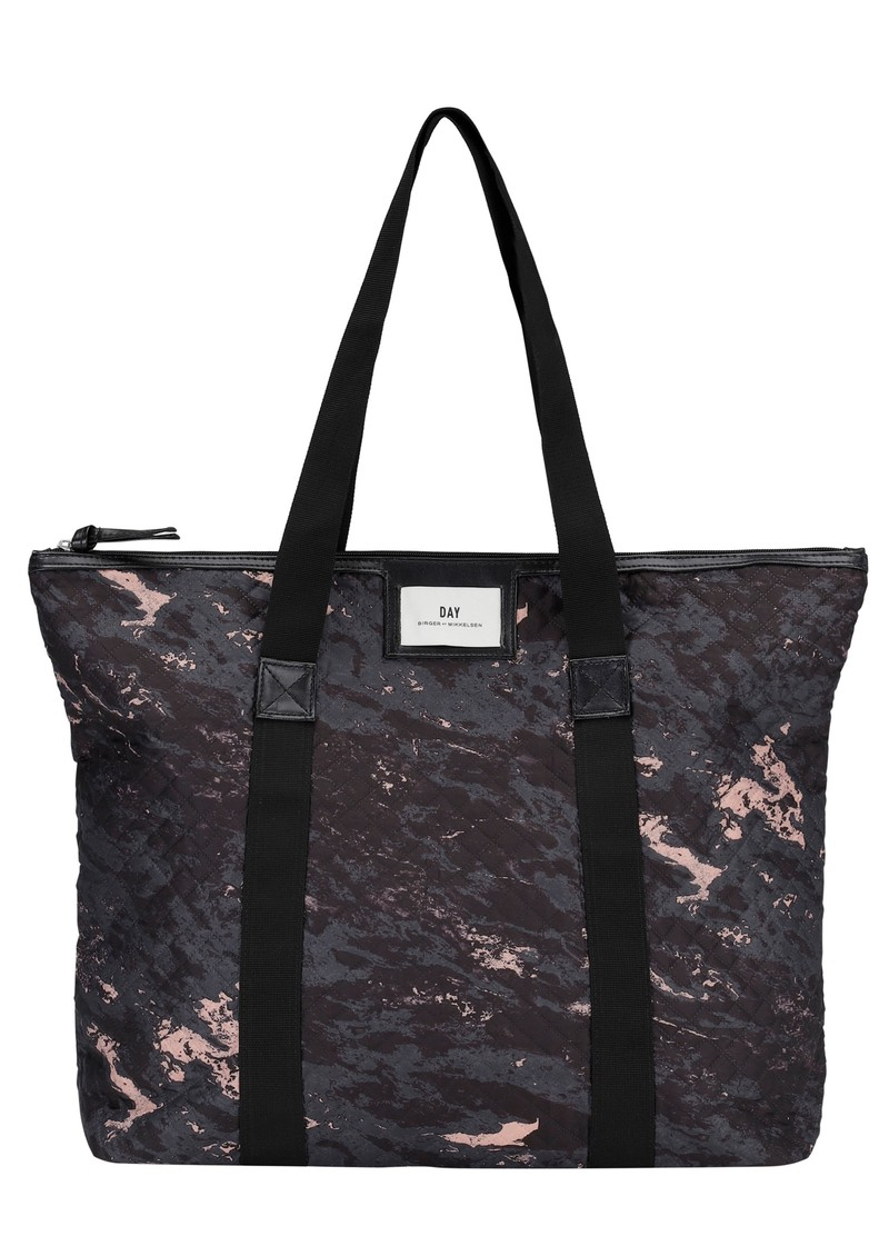 DAY ET Day Gweneth P Marble Bag - Black main image