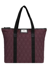 Day Birger et Mikkelsen  Day Gweneth Q Hex Bag - Rouge Noir