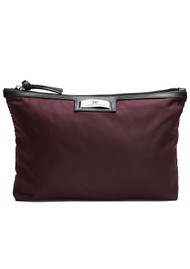 DAY ET Day Gweneth Small Bag - Rouge Noir