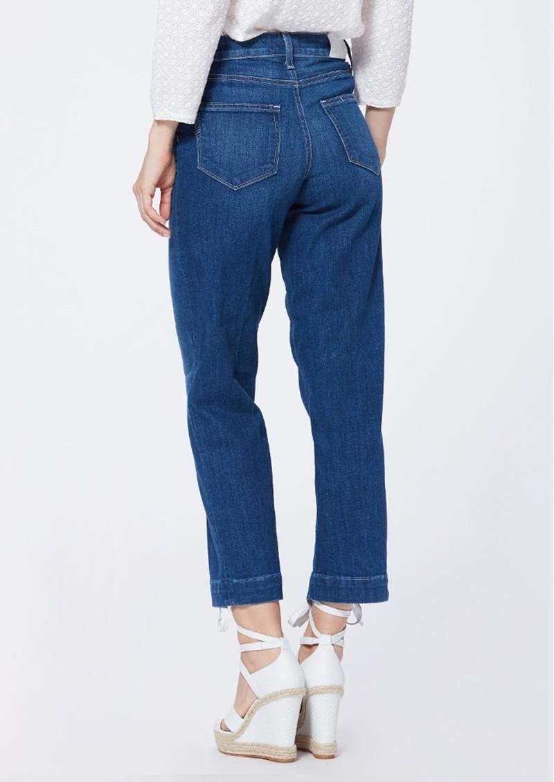 Paige Denim Nellie Culotte Jeans - Laki main image