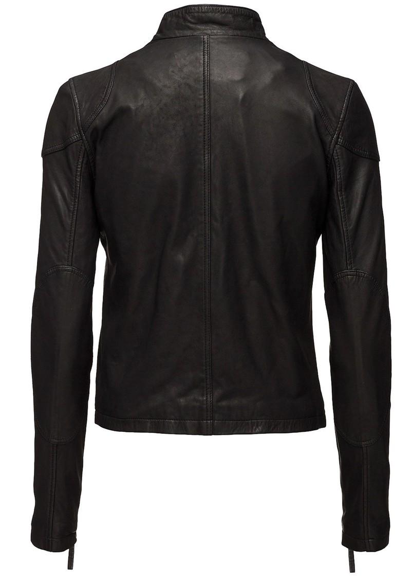 MDK Kassandra Leather Jacket - Black main image