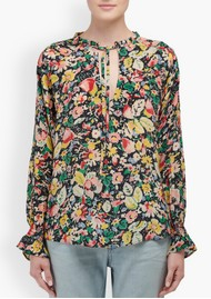Lily and Lionel Florence Top - Vintage Bloom