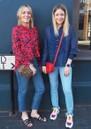 Mercy Delta Stowe Silk Blouse - Leopard Fiesta