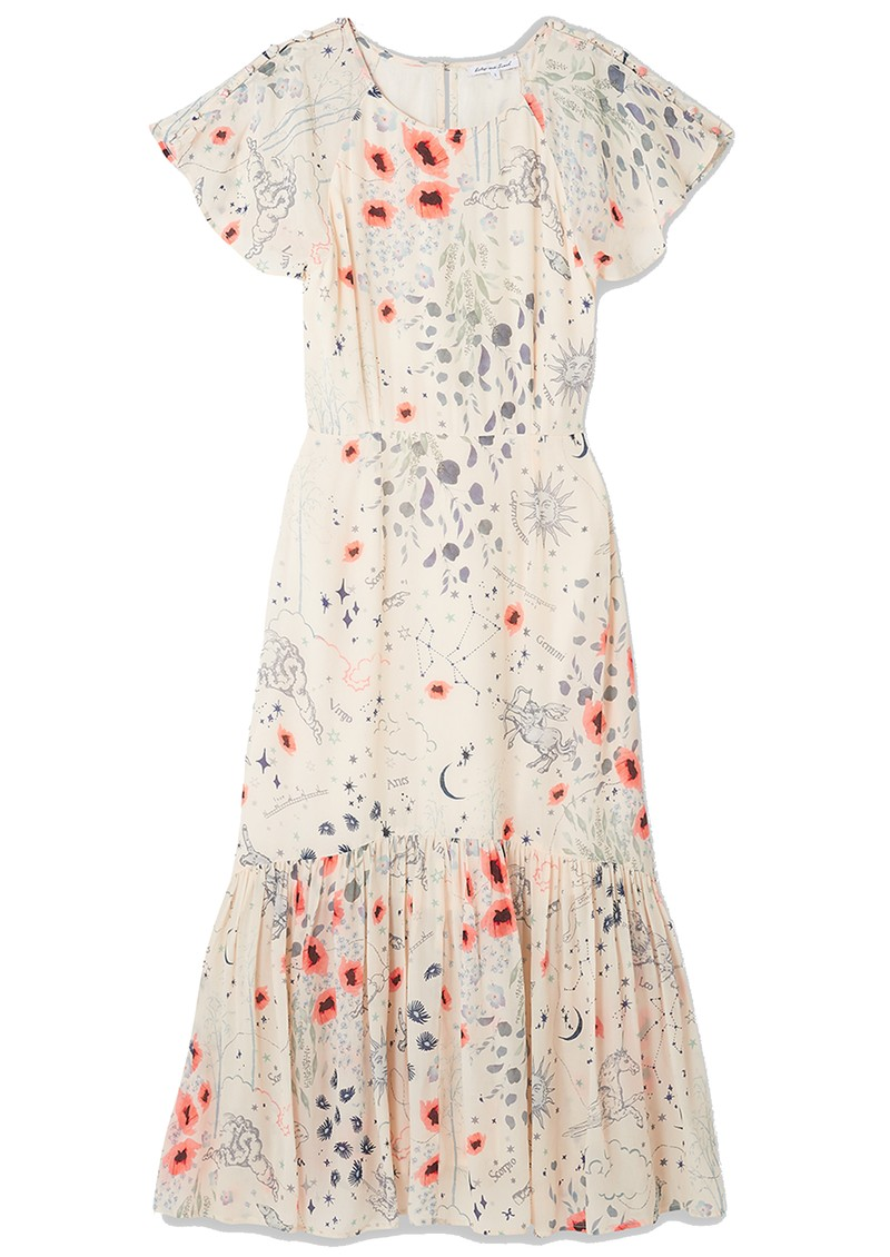 Lily and Lionel Rae Dress - Zodiac Ivory main image