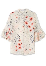 Lily and Lionel Charlie Shirt - Zodiac Ivory