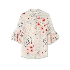 Charlie Shirt - Zodiac Ivory