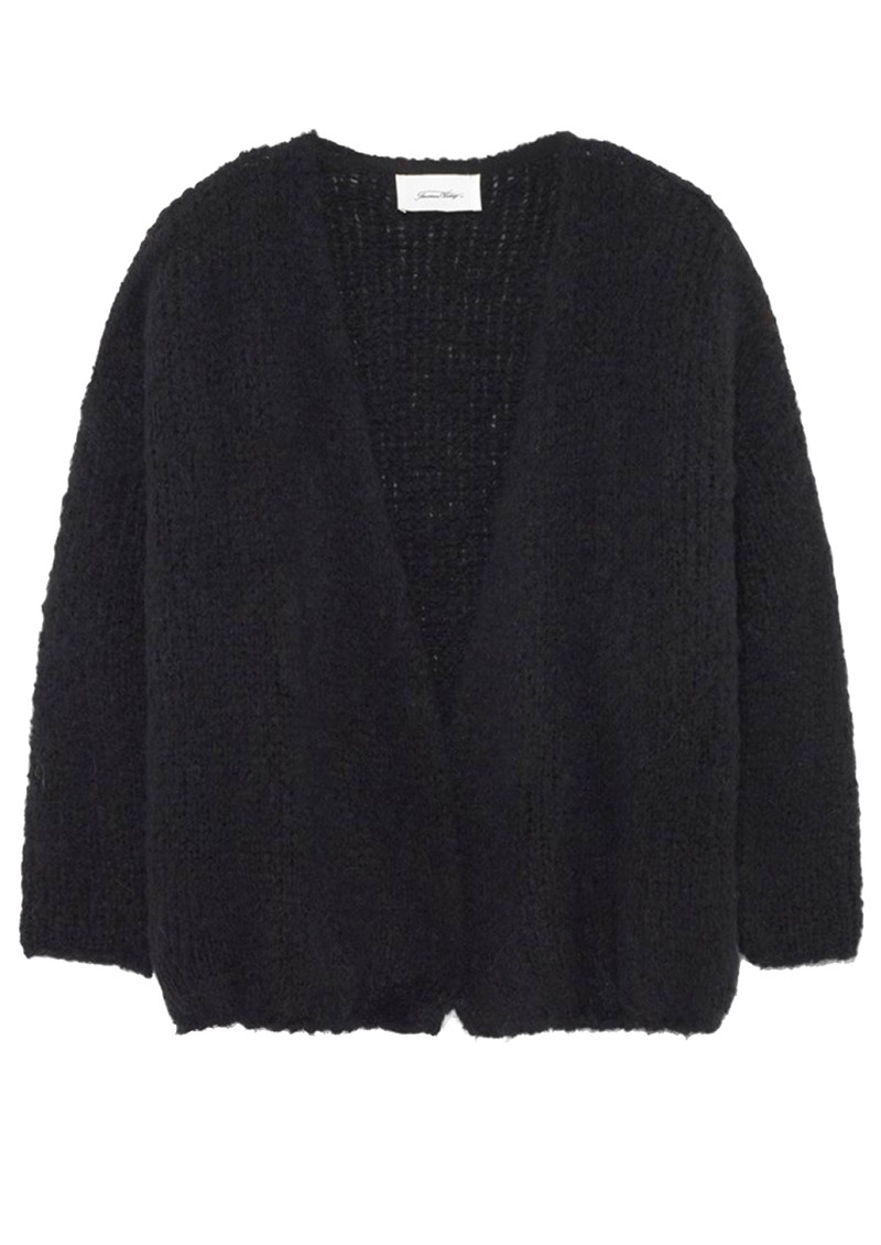 Boolder Long Sleeve Cardigan - Black main image