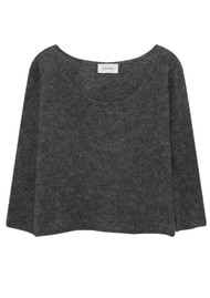 American Vintage Woxilen Jumper - Charcoal