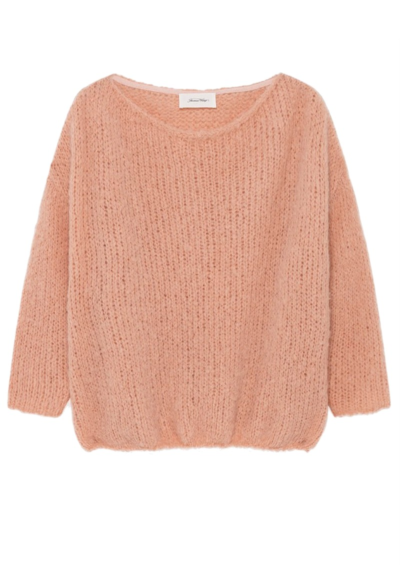 Boodler Pullover - Camellia main image