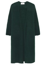 American Vintage Vapcloud Long Cardigan - Eucalyptus